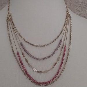 5 Tier Necklace